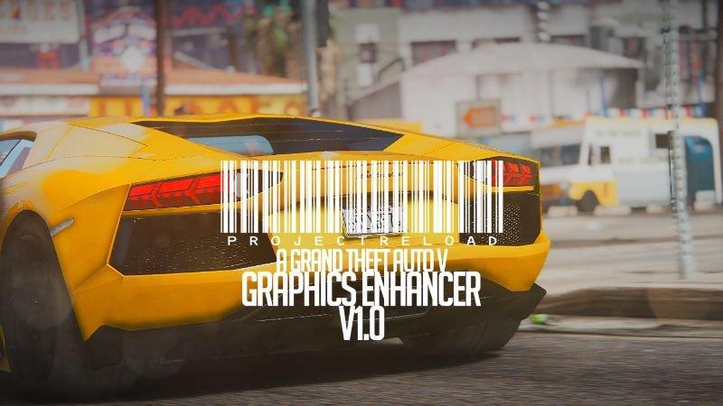 Project RELOAD | GTAV Enhancer GTA5 - GamesMods17