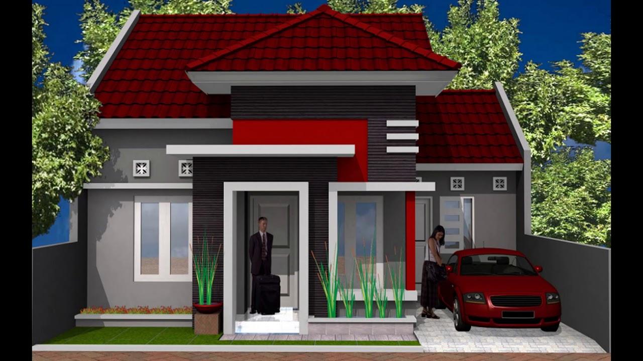 35 Desain  Rumah  Kecil yang Sederhana dan Hemat Biaya