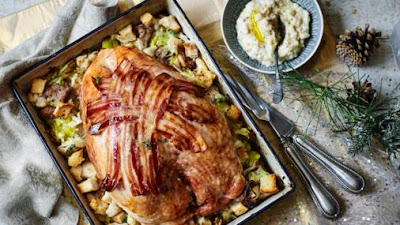 Resep Enak Daging Kalkun Cocok Untuk Makan Malam Saat Natal