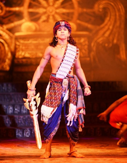 Foto Siddharth Nigam sebagai Asoka