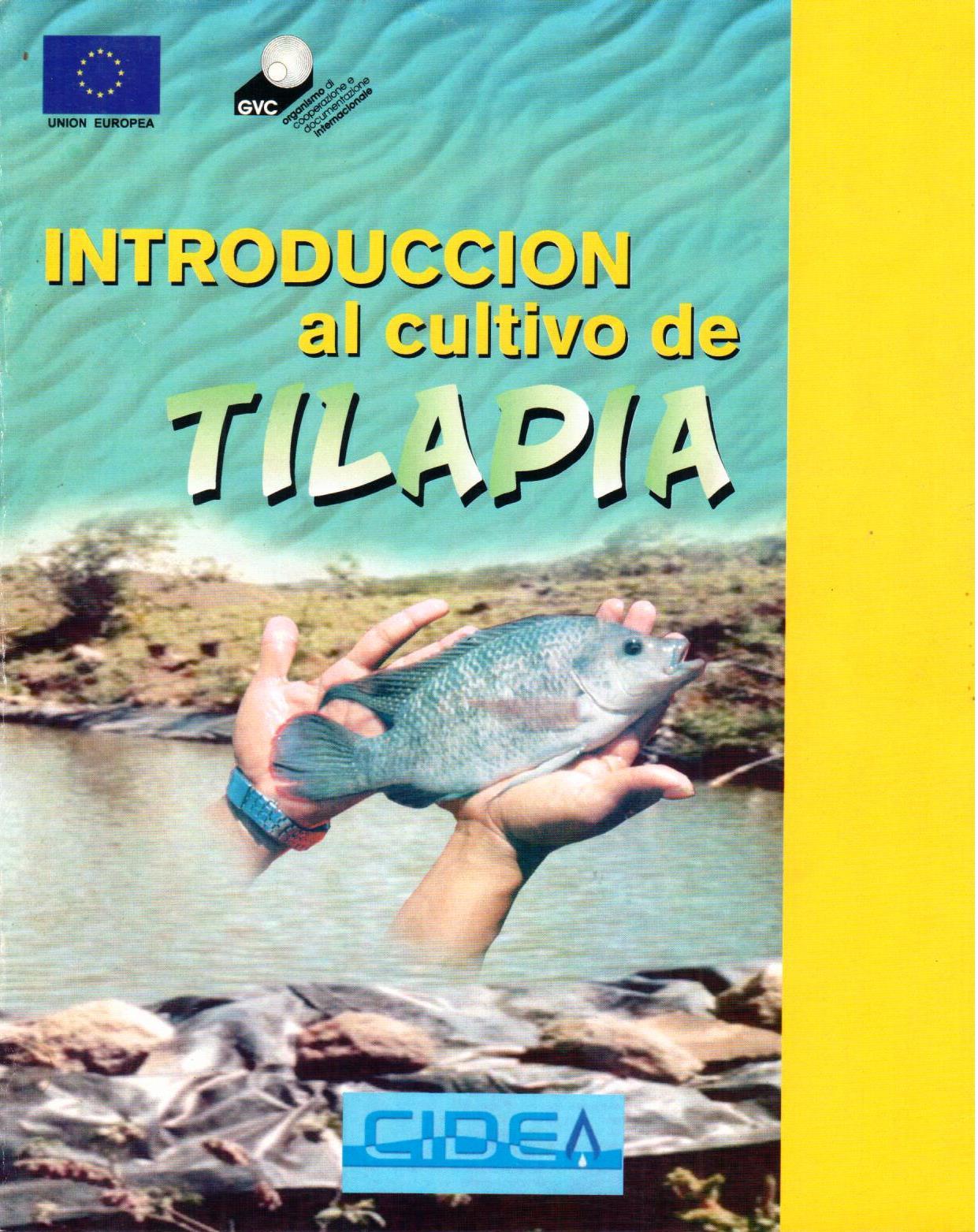 Peces y pesca en nicaragua publicaciones for Manual de piscicultura tilapia