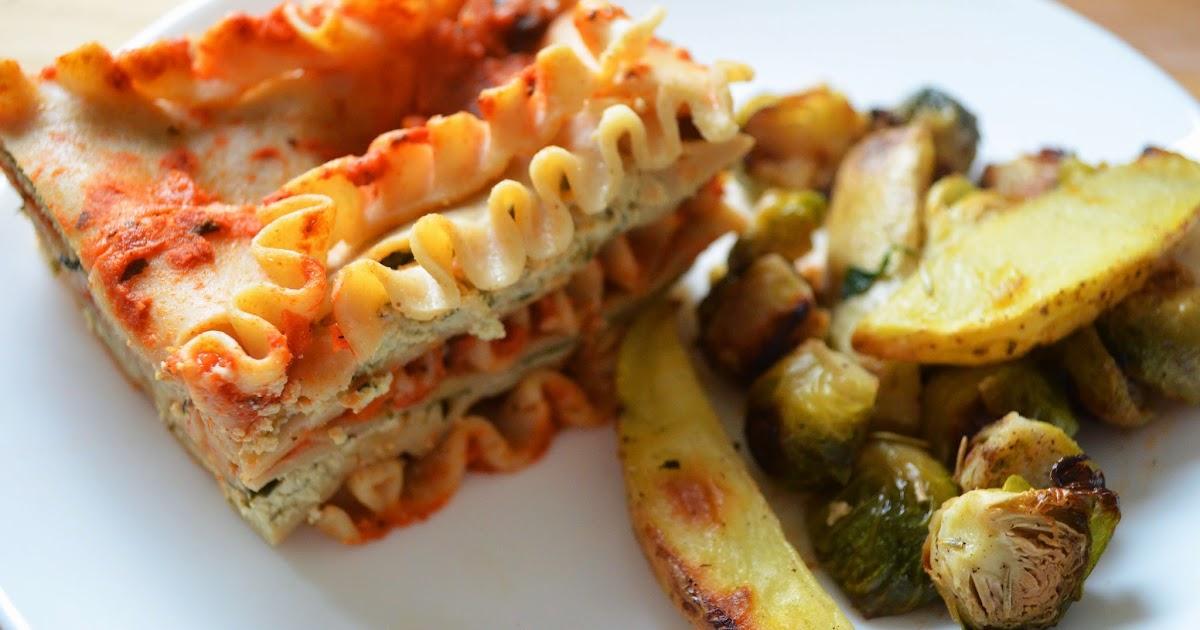 Ooh La La Lasagna From Chloe S Kitchen