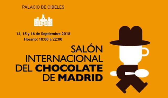 SALÓN INTERNACIONAL DEL CHOCOLATE DE MADRID: LA CAPITAL DULCE