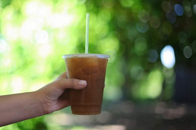 breuvage froid café glacé été