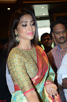 Shriya Saran Looks Stunning in Silk Saree at VRK Silk Showroom Launch Secundrabad ~  Exclusive 182.JPG