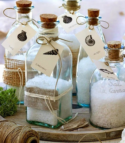 Bottle Placecards
