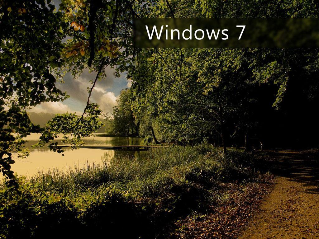 wallpapers windows 7 nature - photo #36