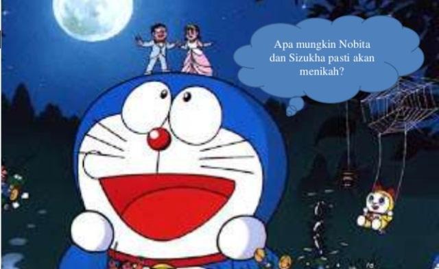 Nobita Menikah