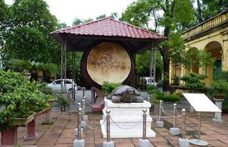 Ciudadela de Hanoi, Ciudad Imperial o Hoàng Thành Thăng Long.