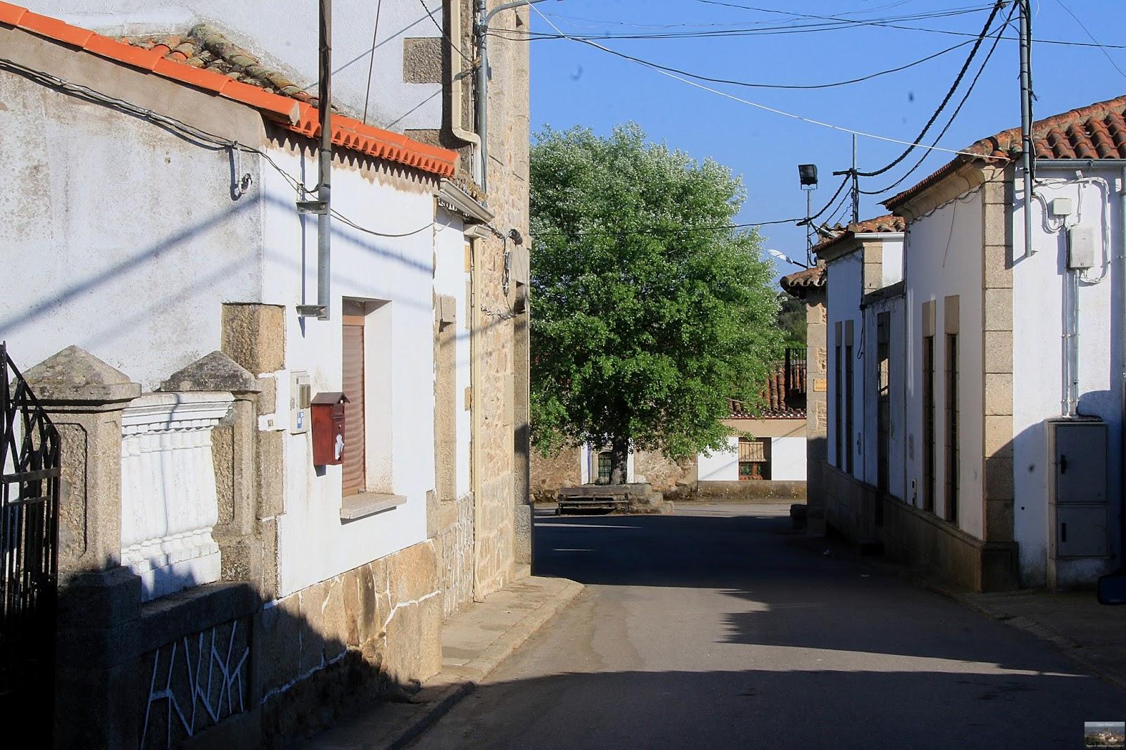 calle prado 4 salamanca bogajo salamanca calles de bogajo durante esta primavera
