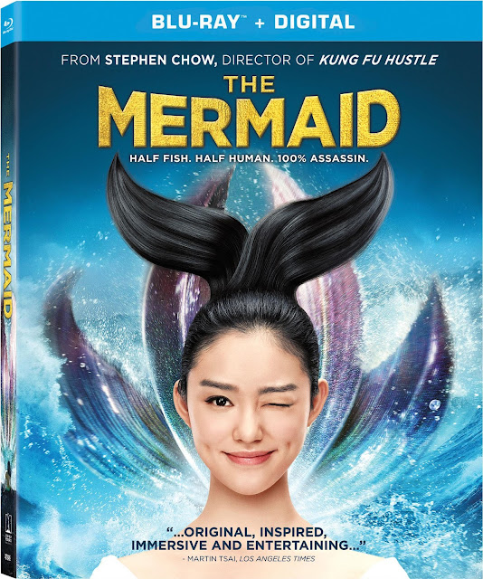 The Mermaid (2016) Dubbed Hindi Movie Full HDRip BluRay