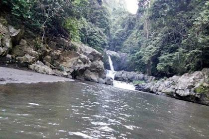 Air Terjun Carat, Air terjun Jambangan dan Kolam Renangnya