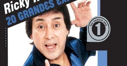 Riky maravilla - 20 Grandes Extios (CD 2007) - RADIO MÁXIMA