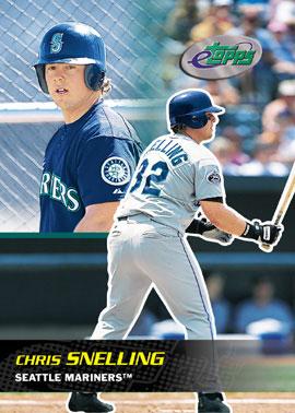 Australian Custom Baseball Cards The Forgotten Etopps Cards