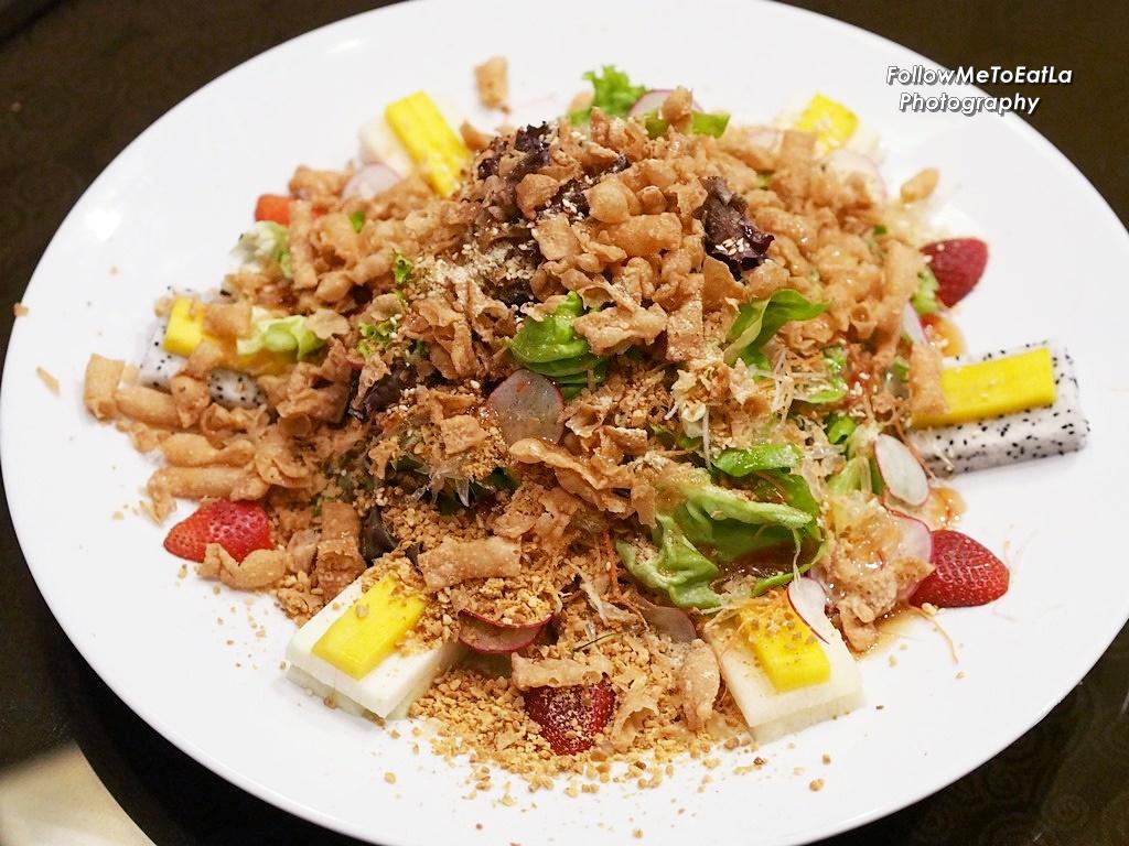 Follow Me To Eat La - Malaysian Food Blog: Chinese New Year Menu ...