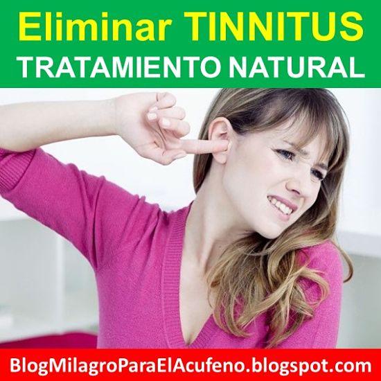 tratamiento natural para el zumbido del oido