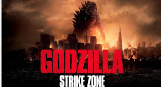 Game Godzilla Strike Zone v1.0.1 Apk Data Obb