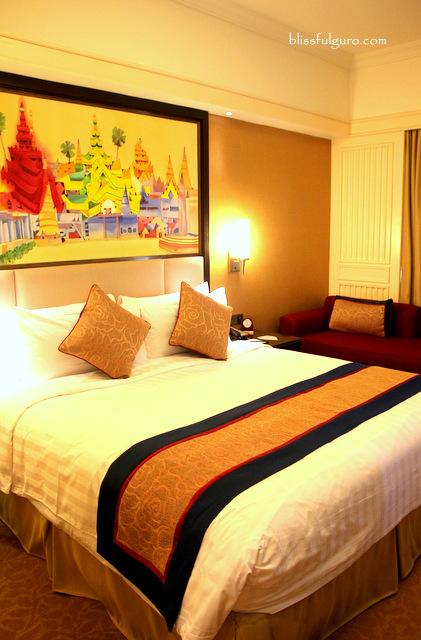 Sule Shangri-La Hotel Yangon Myanmar Blog