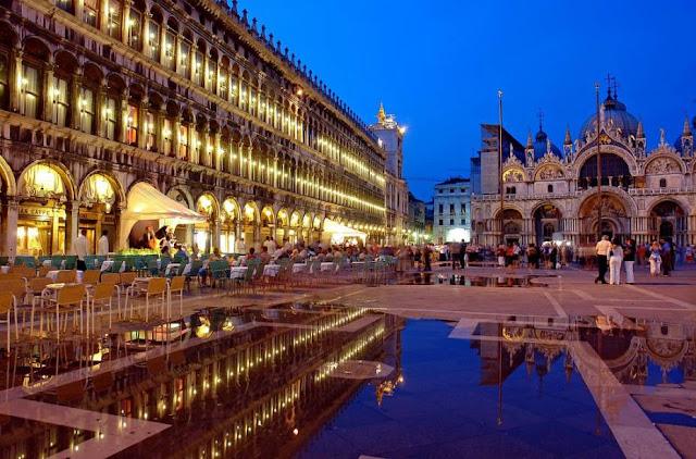 Tour pela Basílica de São Marcos em Veneza