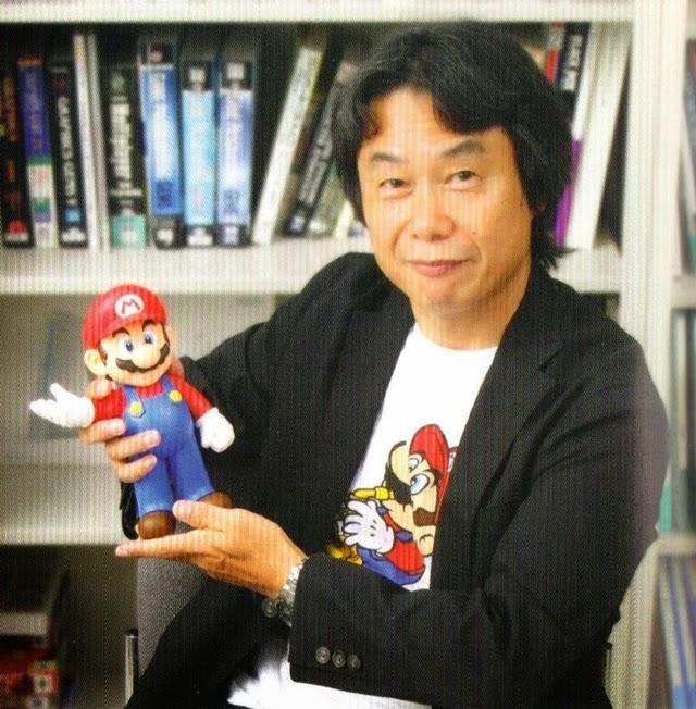 O criador do Super Mario Bros, já produziu alguns dos maiores jogos de videogame do mundo, agora produz filme com personagens