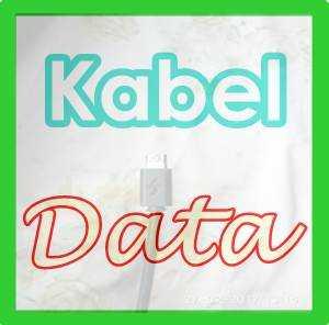 ilustrasi kabel data