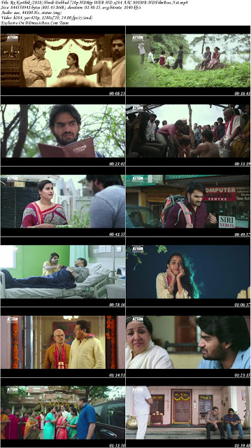 Watch Rx Karthik (Prematho Mee Karthik) 2018 South movie in hindi online