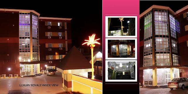 Luxury City Hotel Aba