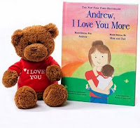 i love you more gift set