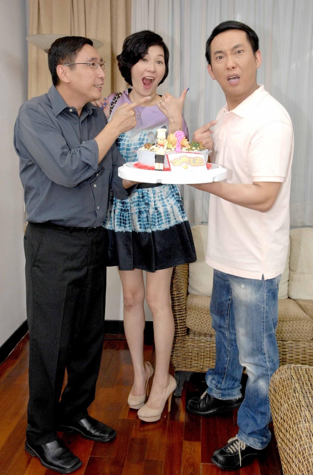 屈中恆與老婆首次同臺演戲 「前輩」身分教導Vicky - WoWoNews
