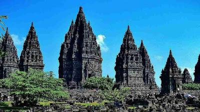 Candi Prambanan - Yogyakarta