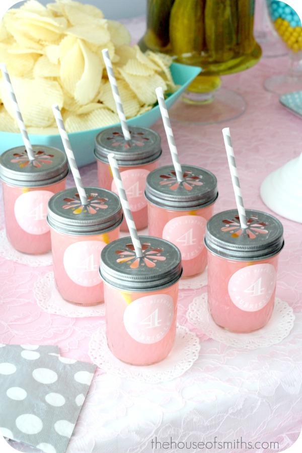Fairy Ballerina Birthday Party Girly Birthday Decorating