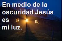 La luz de Dios debe iluminar nuestro camino.