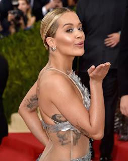 selebrityuncensored - Rita Ora Paparazzi Nipslip Photos