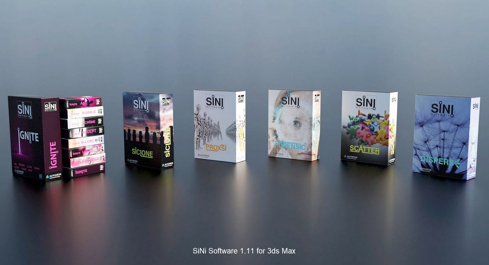 SiNi Software 1 11 for 3ds Max - Plugins Reviews and