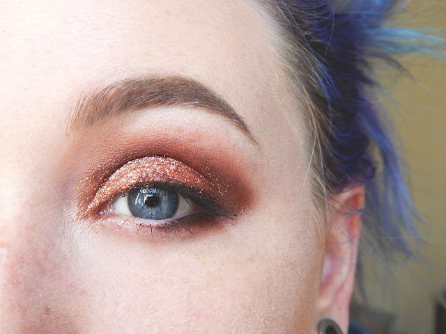 Bronze Mermaid || Makeup Look