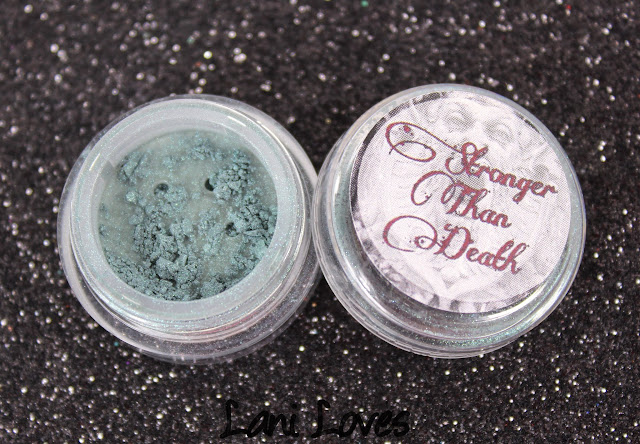 Notoriously Morbid Love What You Love Eyeshadow Swatches & Review