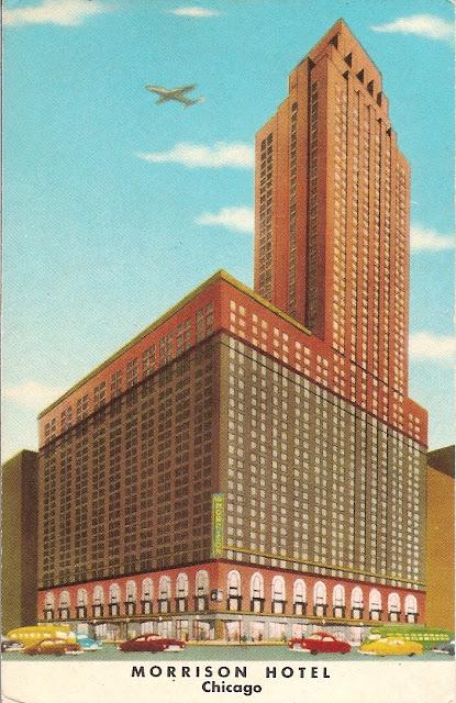 Morrison Hotel (Illinois USA)