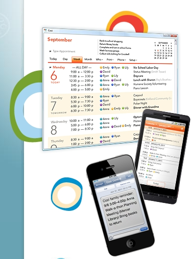 Comin' Home: Introducing Cozi--The Best Family Planner Ever