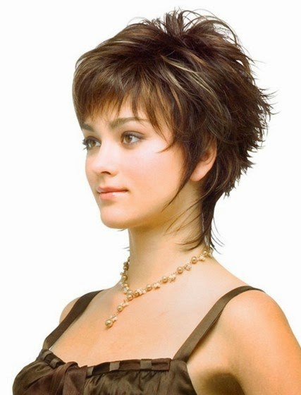 Short To Medium Layered Hairstyles For Fine Hair Hairstyle Women Man