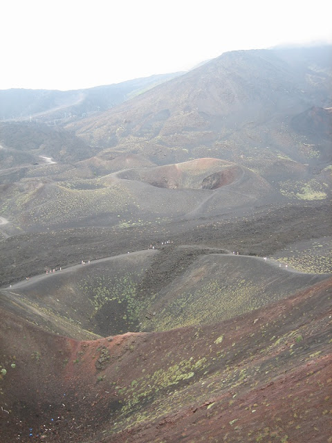 Monte Etna - Crater Salieri