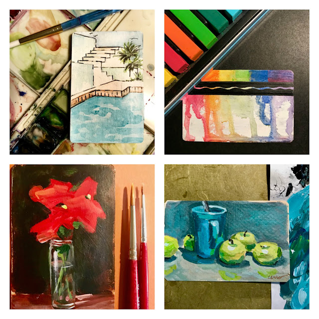 Assortment of painting ideas