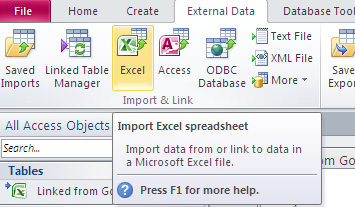 tech cogitation: Linking Google Sheet data to MS Excel and