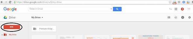 Cara Membuka Google Drive Di Gmail Dengan Mudah