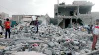 Sanaa 2015. Bilde fra Voice of America