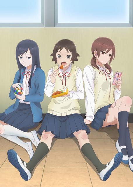 "el manga ""Joshikousei no Mudazukai"" de Beano."