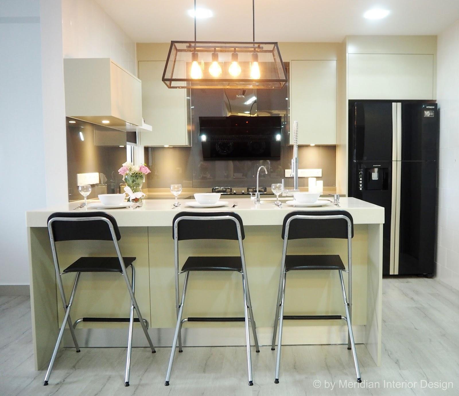 Kitchen Interior Design: Inspiration Through Creative Interior Designs: Modern