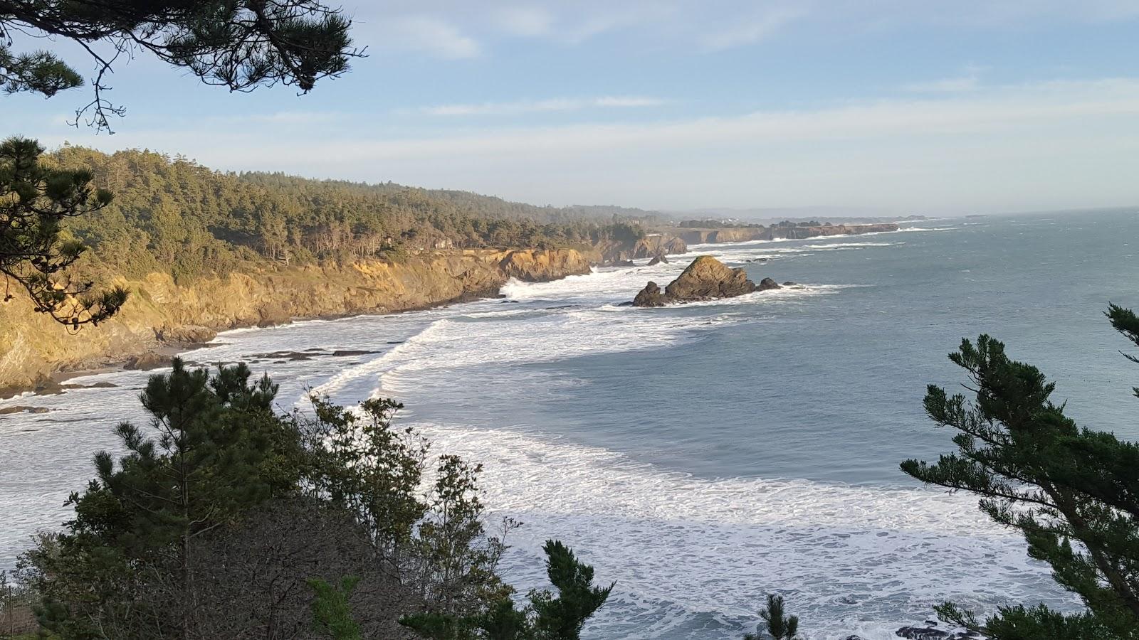 Gualala beach nature preservation