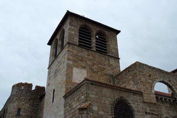 loire forez champdieu prieuré église