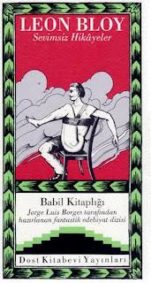 Babil Kitaplığı 15 - Leon Bloy - Sevimsiz Hikayeler