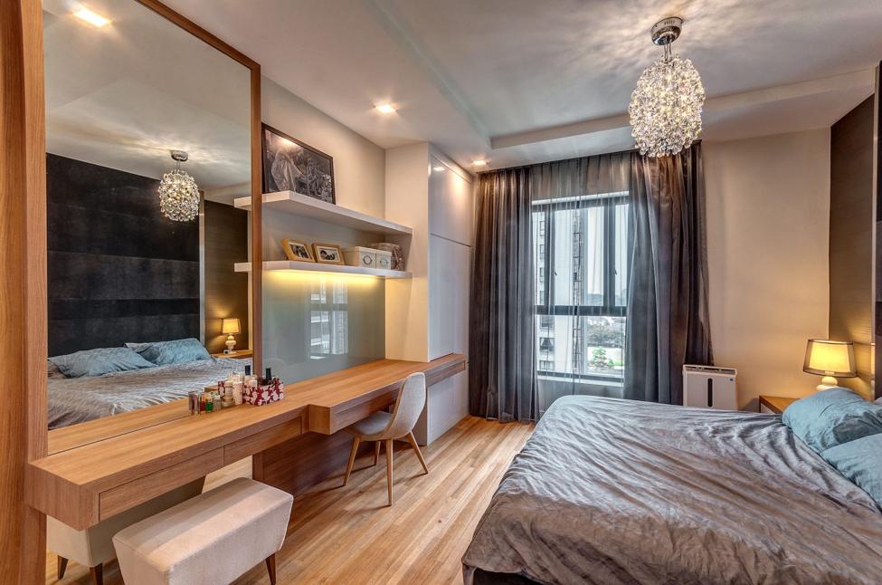 Jadikan Bilik Tidur Anda Seperti Hotel